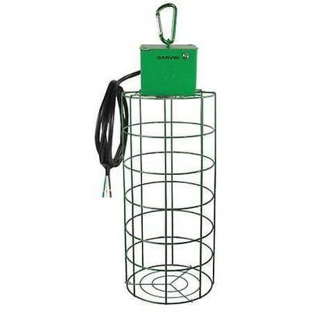 Temporary Job Site Light Fixture for Mogul Base Bulbs