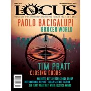 Locus Magazine, Issue #663, April 2016 - eBook