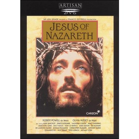 Jesus Of Nazareth (1977) (Full Frame) - 1977 Halloween