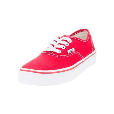Vans Kids Authentic Skate Shoe - Walmart.com 385a3bd979c4