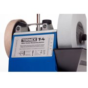Tormek T-4 Water Cooled Sharpening System with Instructional DVD