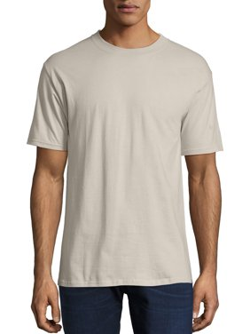 ae821d760 Free shipping on orders over $35. Free pickup. Product Image Hanes Men's  Beefy-T Crew Neck Short Sleeve T-Shirt, up to 6xl