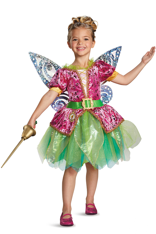 Pirate Tink Deluxe Child Costume by Disguise