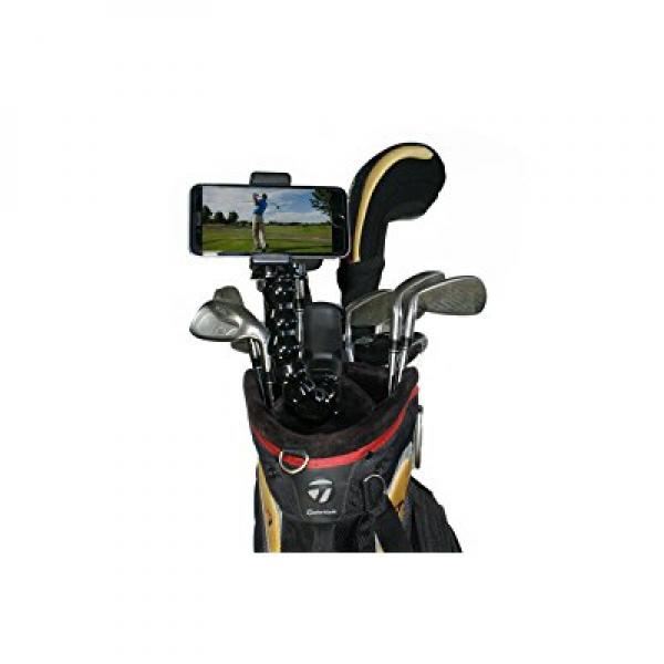 Golf Gadgets - Swing Recording System | Jaws Clamp & Goos...