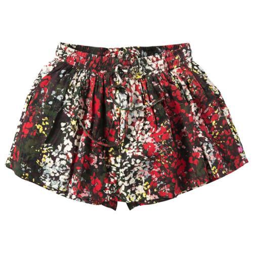 CakeWalk Big Girls Violet Toyah Skirt Shorts 7-14Y