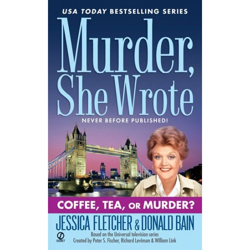 Coffee, Tea, or Murder?