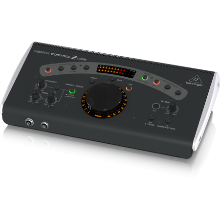 Behringer Xenyx Control2USB Studio Control Communication Center & USB Audio Interface ()