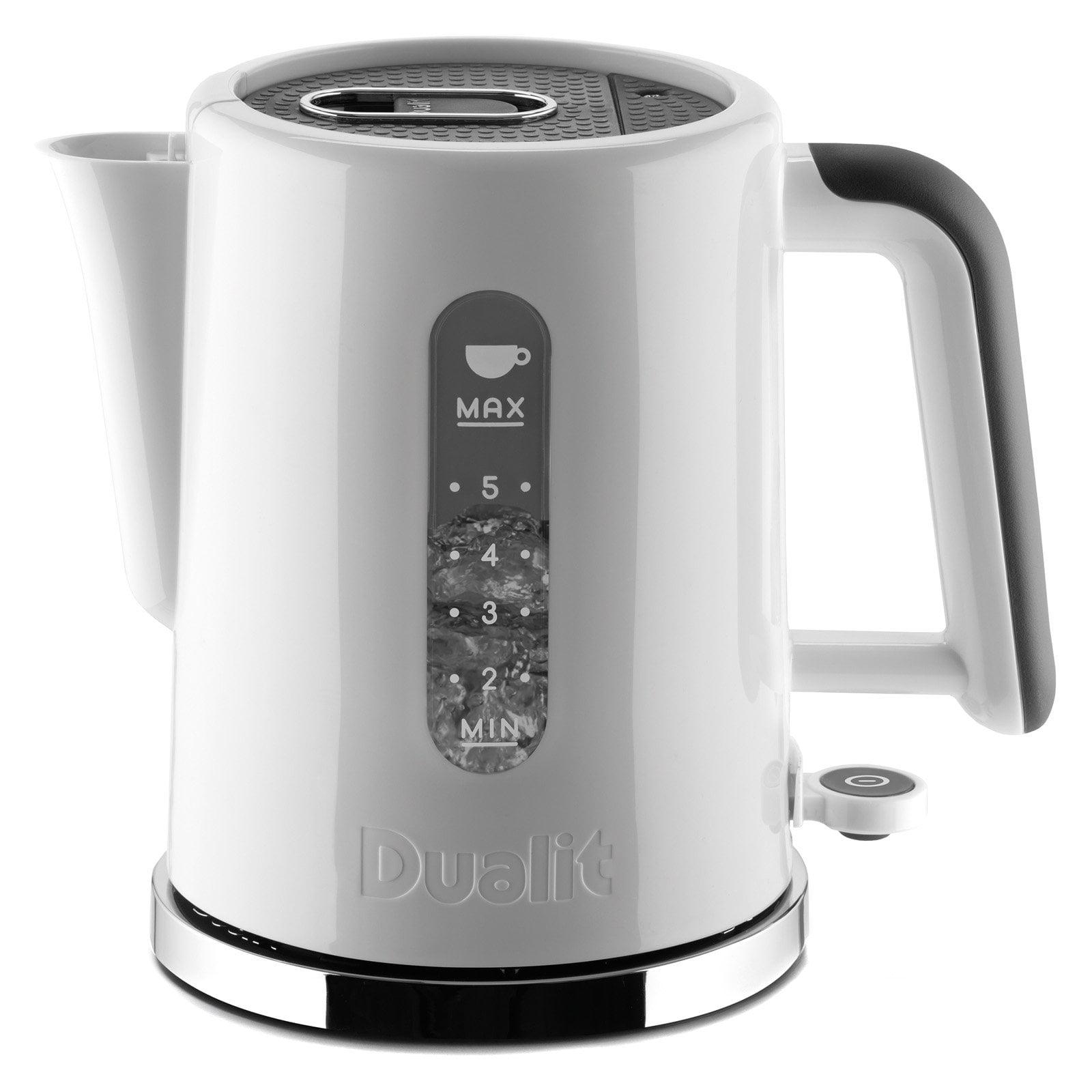Dualit 72142 Kettle 1.5L - White/gray