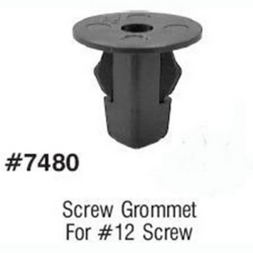 LSP Products 7480R Toyota Screw Grommet