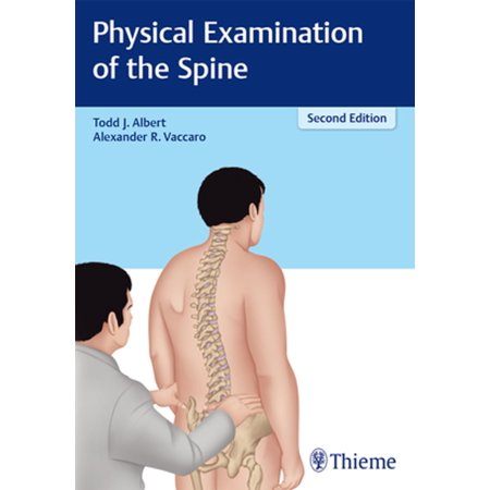 Physical Examination of the Spine - eBook (40 Spine)