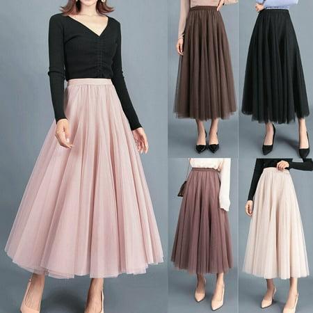 Diy Tulle Tutu (Women Adult Tutu Tulle Skirt Underskirt Petticoat Wedding Princess Ballet)