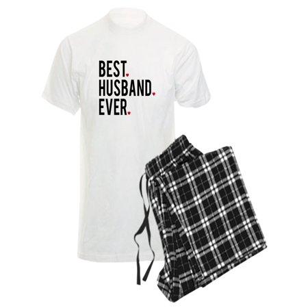 CafePress - Best Husband Ever Pajamas - Men's Light