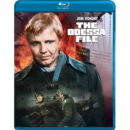 The Odessa File (Blu-ray)
