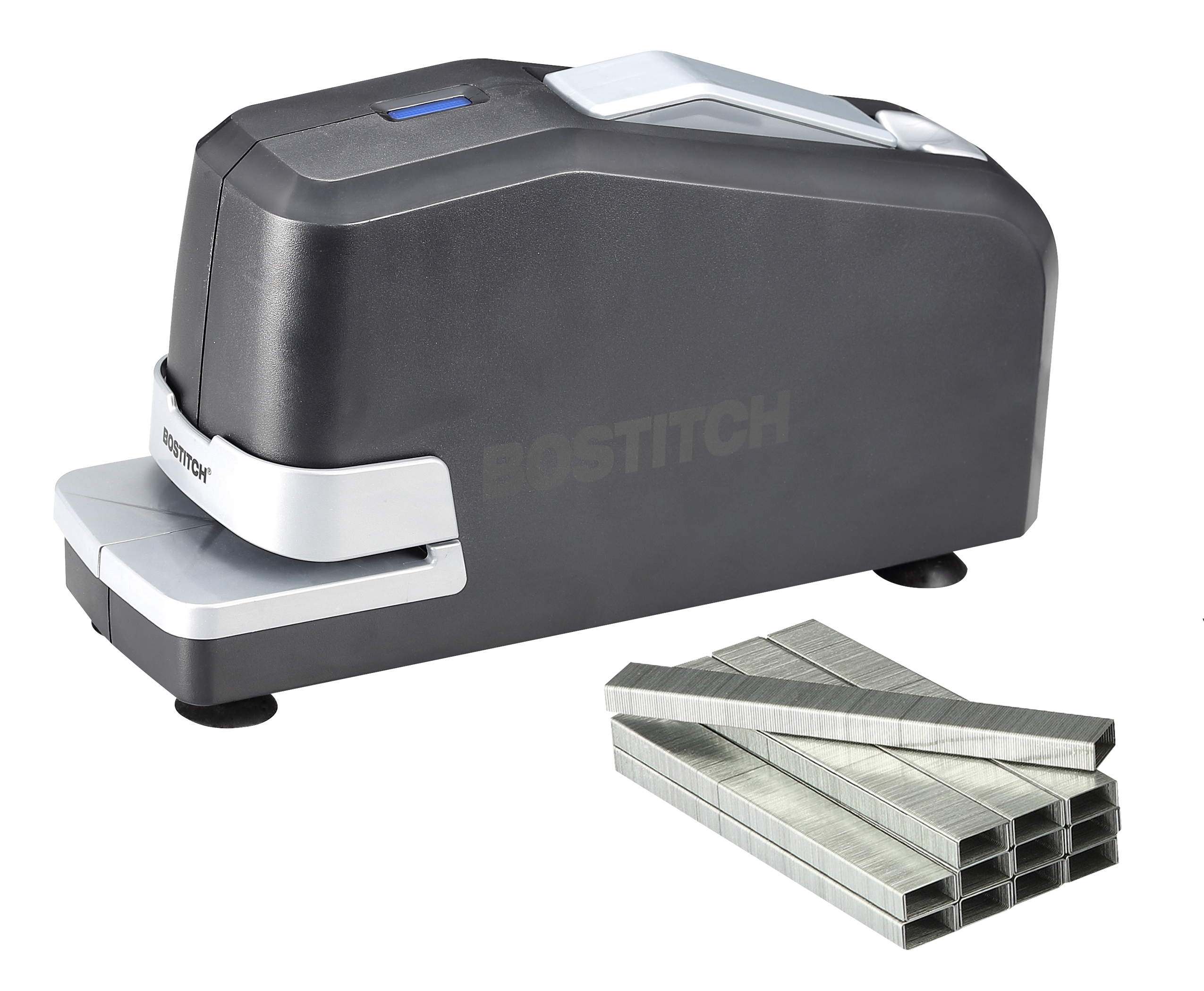 Bostitch Impulse 25 Electric Stapler Value Kit, Black by Amax