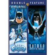Batman: Mask of the Phantasm & Mr Freeze: Sub Zero (DVD)