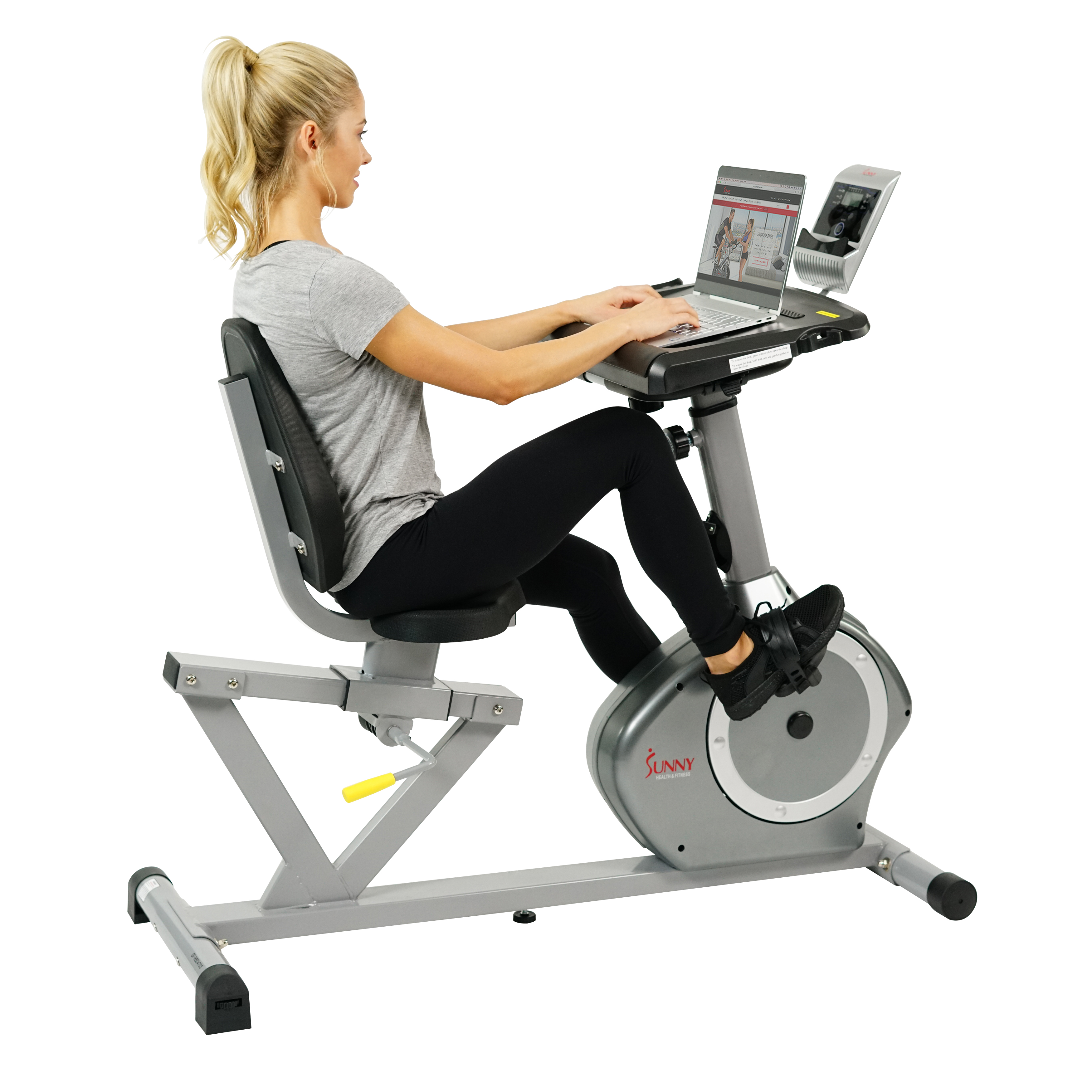 cardio recumbent sportsart chair bicycle front recumbentcycle product cycle desk