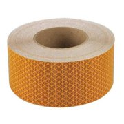 """ORALITE Reflective Strip,Agricultural,3"""" W 22669"""