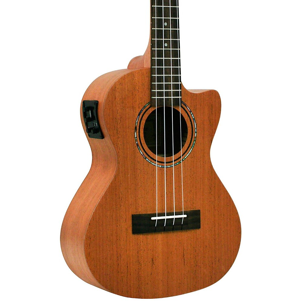 Alvarez RU22TCE Tenor Acoustic-Electric Ukulele Natural by Alvarez