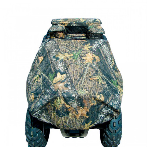 """ATV Logic Rack Combo Bag With Cover  Mossy Oak Rack Combo Bag With Cover"""