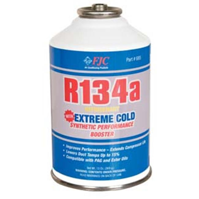 FJC FJ685 R134a and Extreme Cold 13oz
