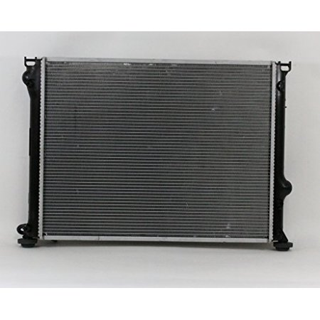 Radiator - Pacific Best Inc For/Fit 13158 09-10 Dodge Challenger 09-10 Charger 09-10 300 SEVERE DUTY