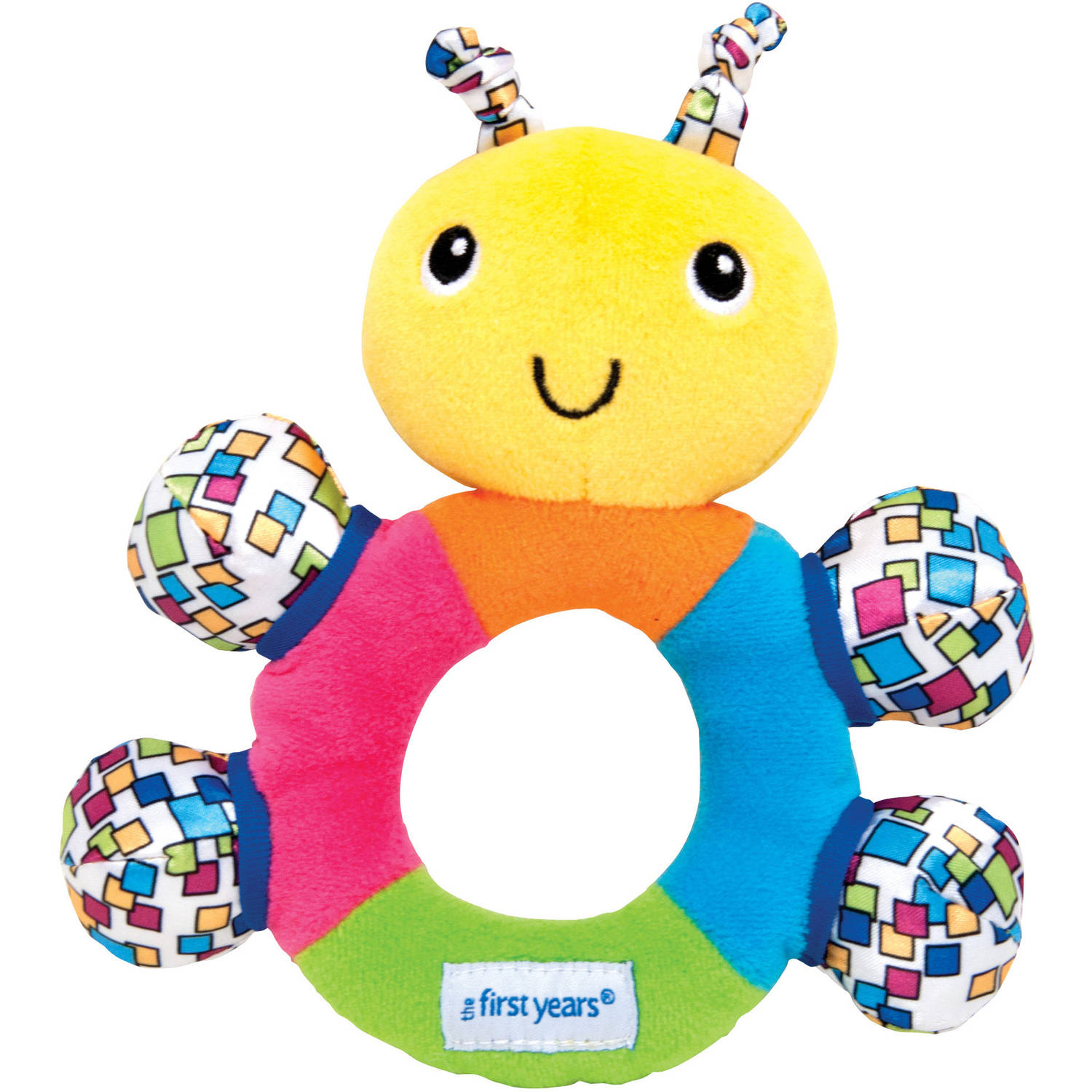 Bright Starts Rattle & Shake Barbell Toy Walmart