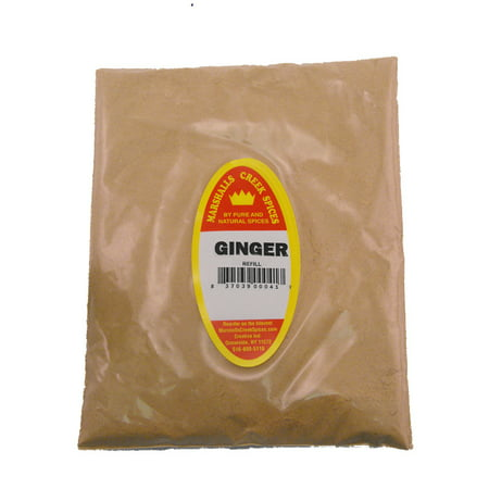 Marshalls Creek Spices GINGER GROUND REFILLL - Ginger Spice Halloween