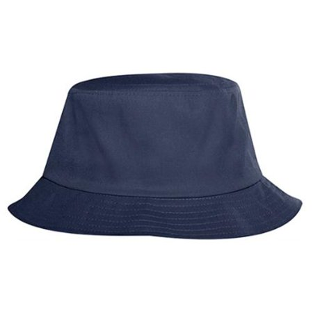Cotton Twill Bucket Hat - Walmart.com 85ccfbc44bc