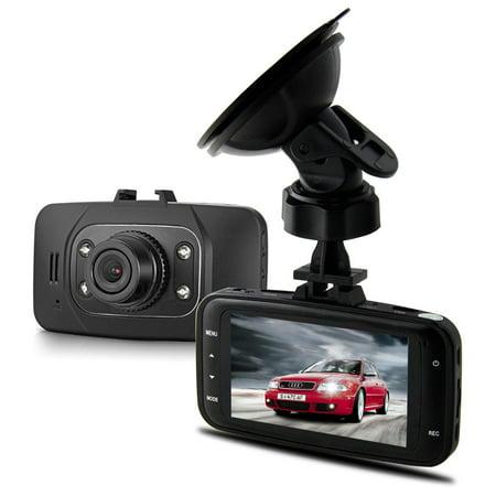 Automotive 1080P Hd Dvr Digital Video 2 7  Lcd Display Dashcam W  Night Vision
