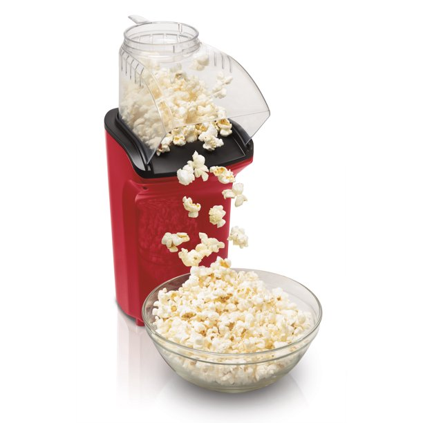 Hamilton Beach Hot Air Popcorn Popper | Model# 73400