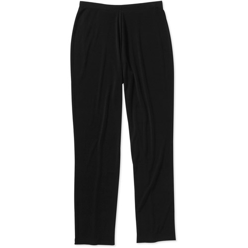 George Women's Career Essentials Poly Span Jersey Pants
