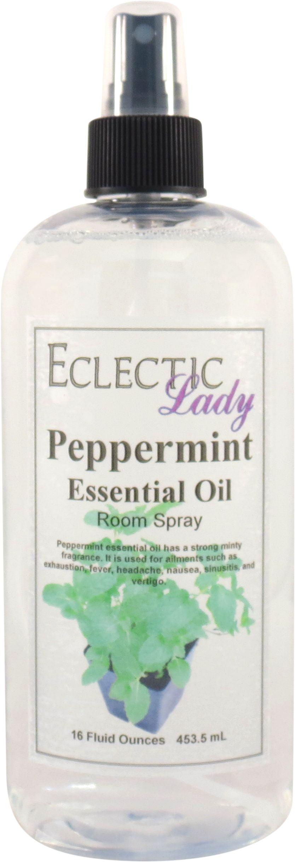 Peppermint Essential Oil Room Spray 16 Ounces Walmart Com Walmart Com