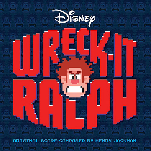 Wreck-It Ralph Soundtrack