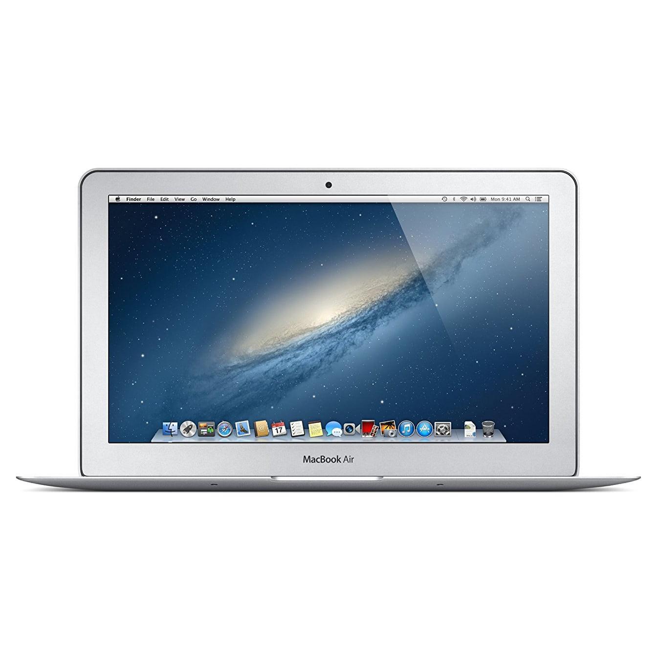"Refurbished Apple Macbook Air 11.6"" Laptop Intel 1.3GHz i5-4250U 8GB 256GB SSD - MD712LLA"