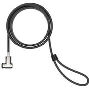UNIVERSAL SLIM SECURITY CABLE WITH PERIPHERAL SECURITY TRAP