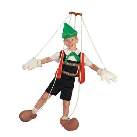 Child Pinocchio Costume Forum Novelties - Pinocchio Hat For Sale