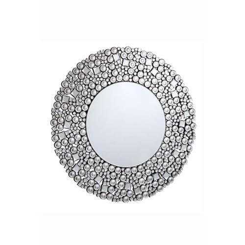 """Elegant Lighting Modern 36"""" Round Decorative Mirror"""