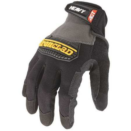 Ford Racing Mechanics Gloves - Ironclad HUG2-05-XL Construction Mechanics Gloves, XL