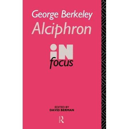Berkeley Sofa (George Berkeley Alciphron in Focus Paperback )