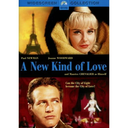 A New Kind of Love (1963) [DVD]