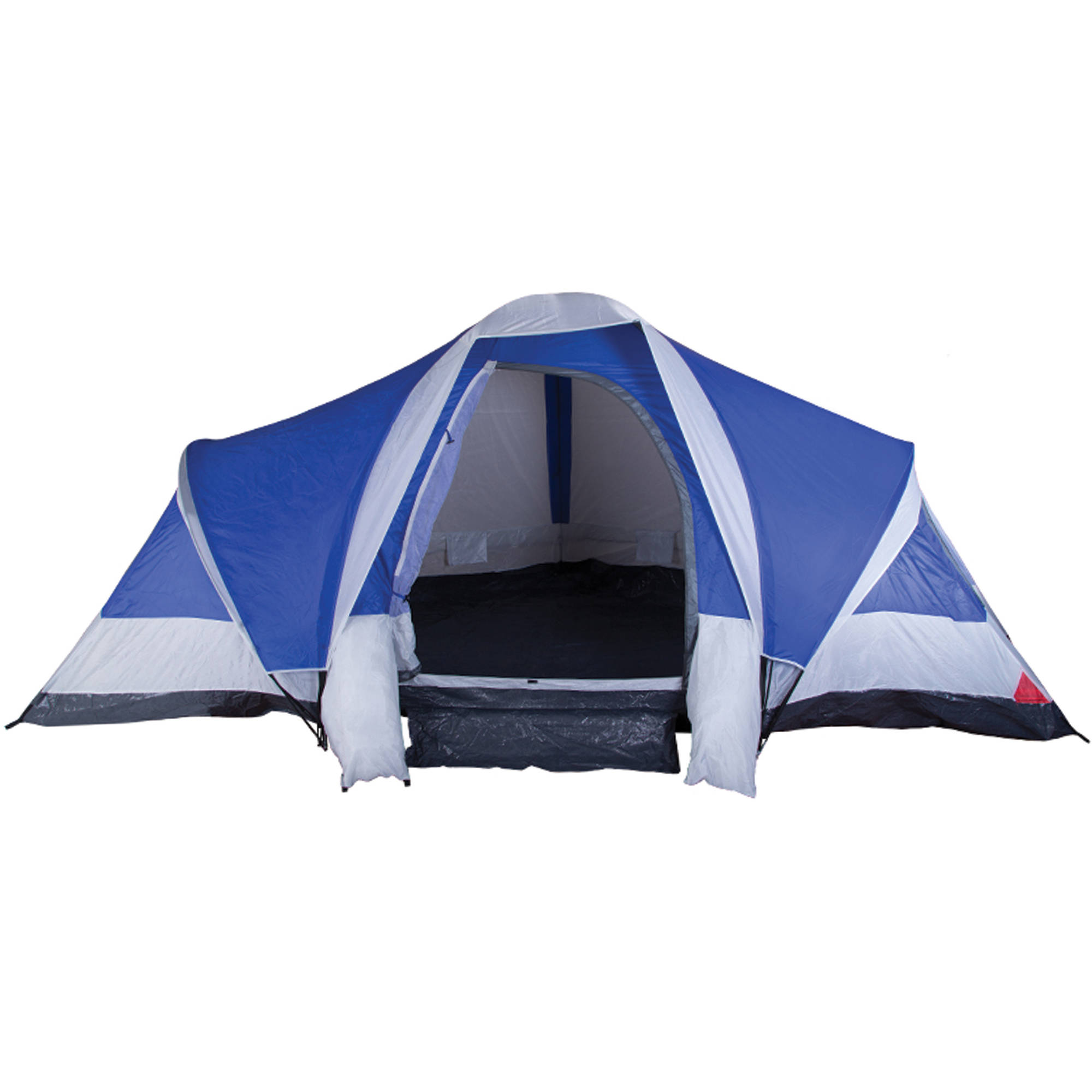 Stansport Grand 3-Room Tent Blue/White  sc 1 st  Walmart.com & Stansport Grand 3-Room Tent Blue/White - Walmart.com
