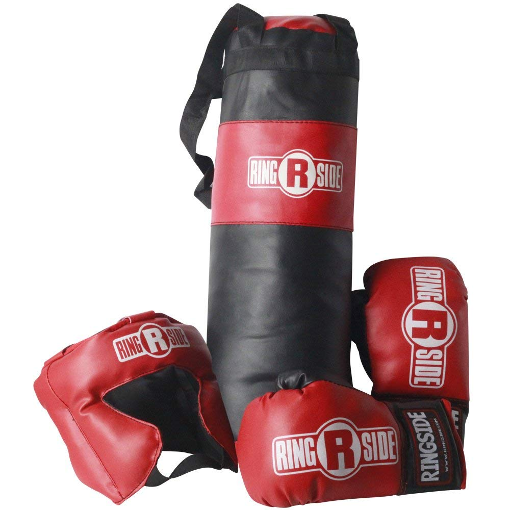 Ringside Kids Boxing Set (2-5 Year Old) - Black