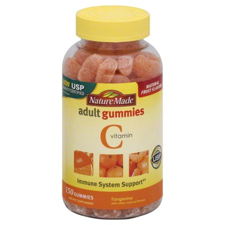 Nature Made Vitamin C Adult Gummies Value (Nature Made Vitamin C)