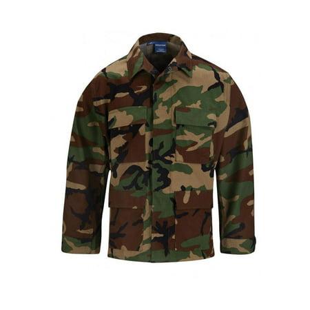 BDU Four Pocket Quick Dry Durable Military Cotton Uniform Tactical Coat