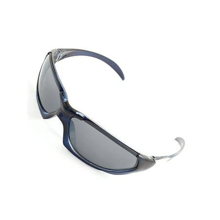Men Full Rim Single Bridge Colored Sunglasses Outdoor Driving (Mens Eyewear Brands)