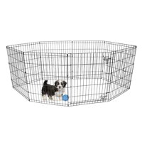 "Vibrant Life Indoor & Outdoor Pet Exercise Play Pen, 24""H"