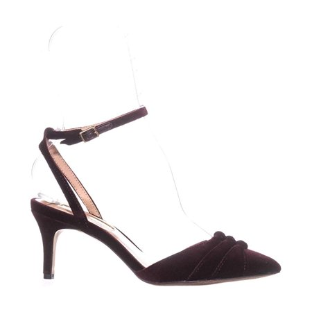 INC International Concepts Womens Leala Fabric Pointed Toe Ankle - image 1 of 2