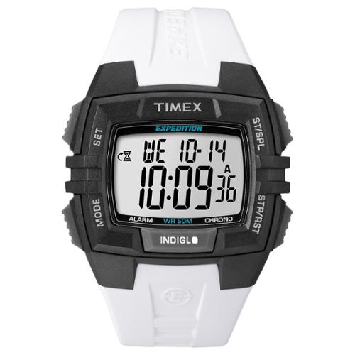 Timex Expedition Running Indiglo Digital Water Resistant Stop Wrist Watch T49901