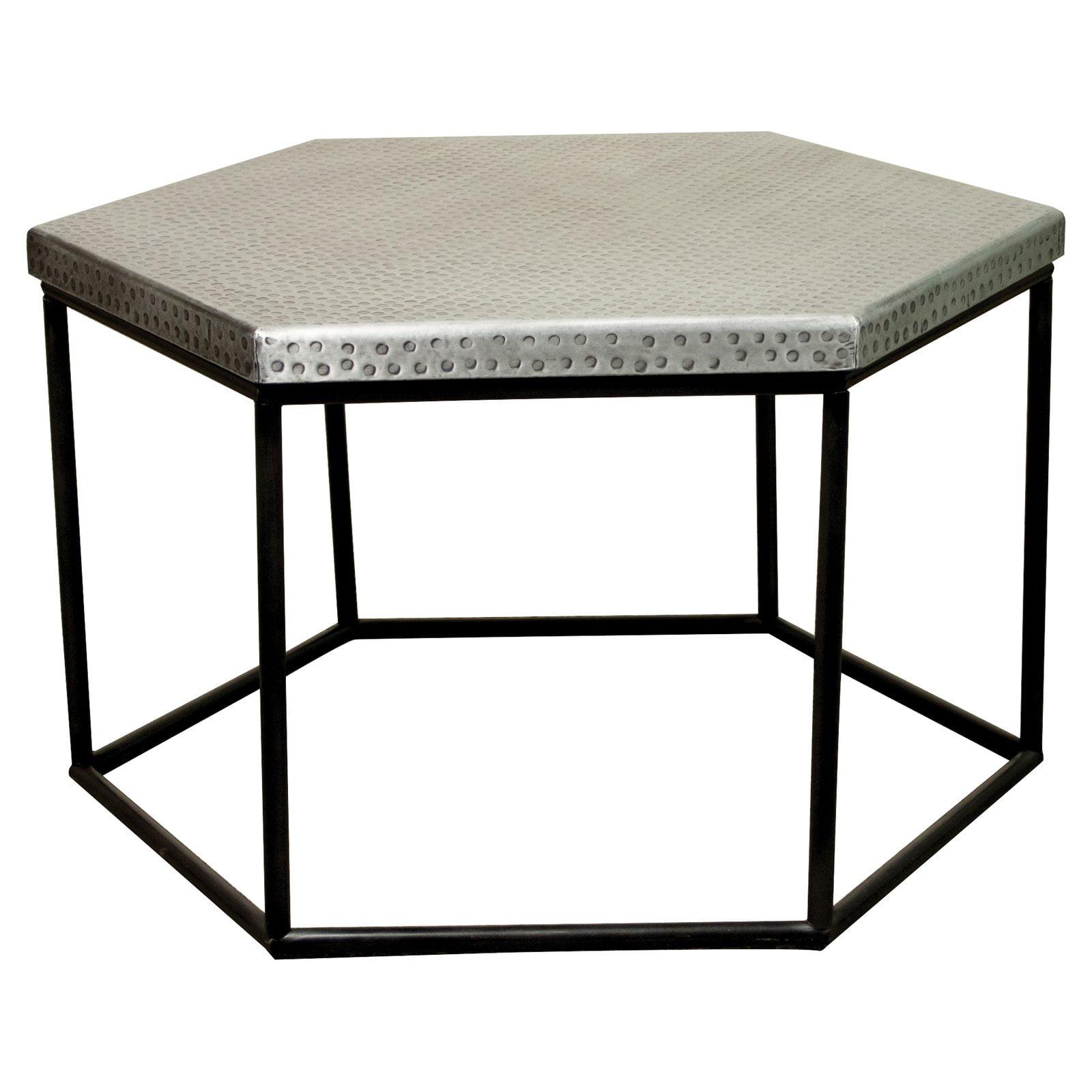 Riverside Furniture Lyric Hexagon Cocktail Table