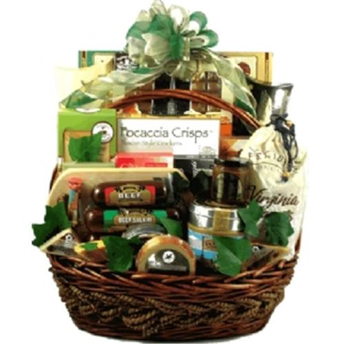 Gift Basket Village GrTh Group Therapy, Deluxe Gift Basket